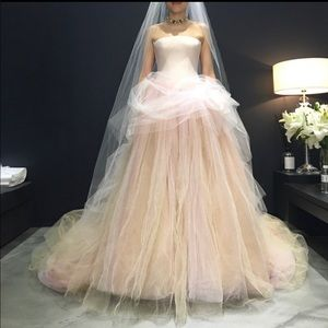 VERA WANG 2019 SS Wedding Dress